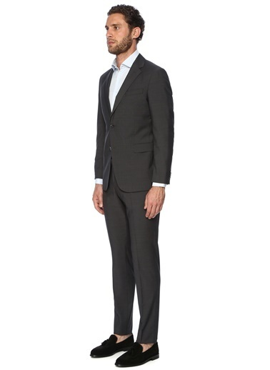 George Hogg Takım Elbise Antrasit